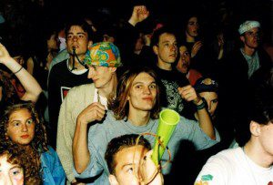 Raving in the nineties