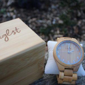 Bamboo Junglist watch