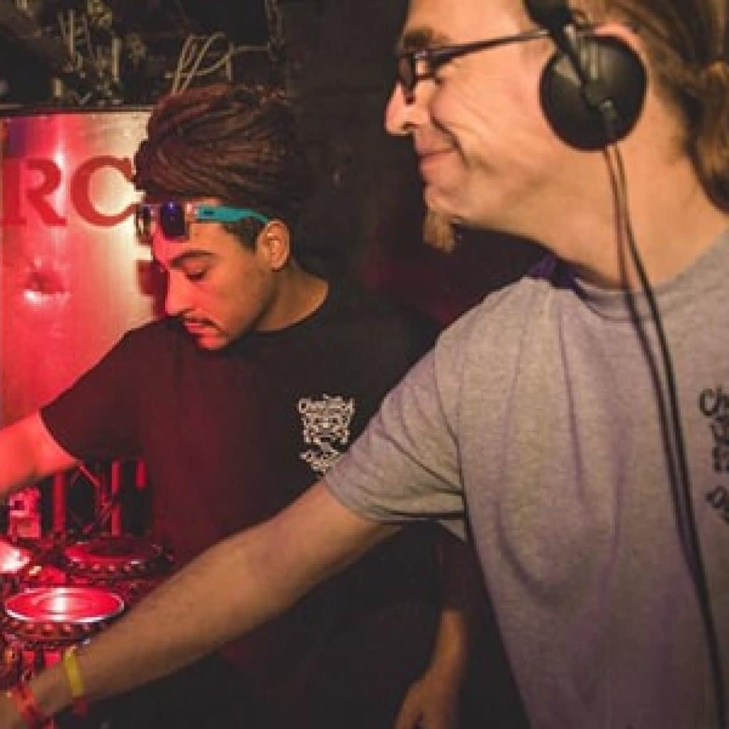 Chopstick Dubplate DJ'ing