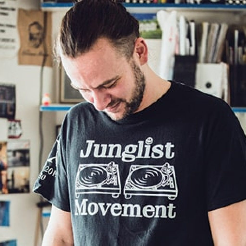 Junglist Movement T-Shirt