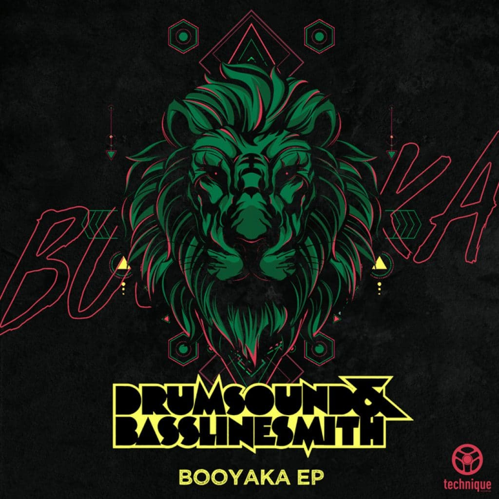 Drumsound & Bassline Smith - Booyaka EP